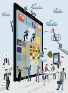Big data, nube y movilidad en 2014