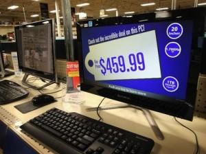 PC ventas bajas IDC
