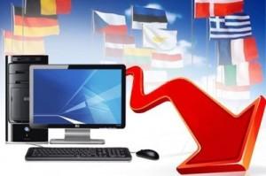 PC ventas caen en 2013