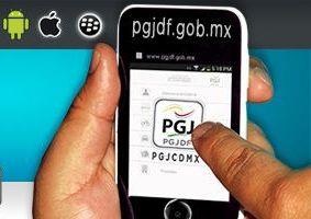 App PGJDF