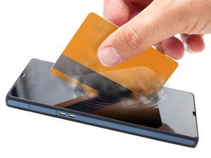 Transacciones móviles en 2018