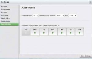 Programe - HootSuite