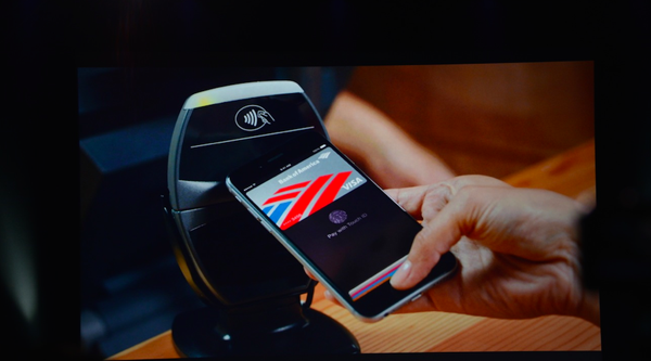 pagos moviles Apple Pay