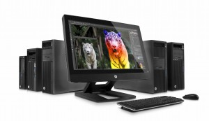 Las tres nuevas estaciones de escritorio HP Z, modelos Z840, Z640 y Z440