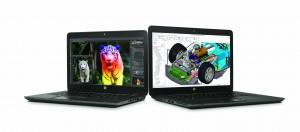 La HP ZBook 14 y HP ZBook 15u