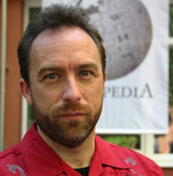 Jimmy Wales, fundador de Wikipedia