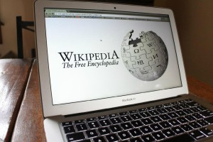 Wikipedia-laptop