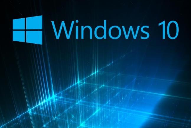 Windows 10 entrada