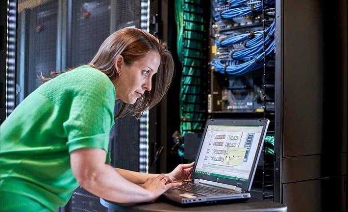 Monitoreo para robustecer la ciberseguridad del centro de datos