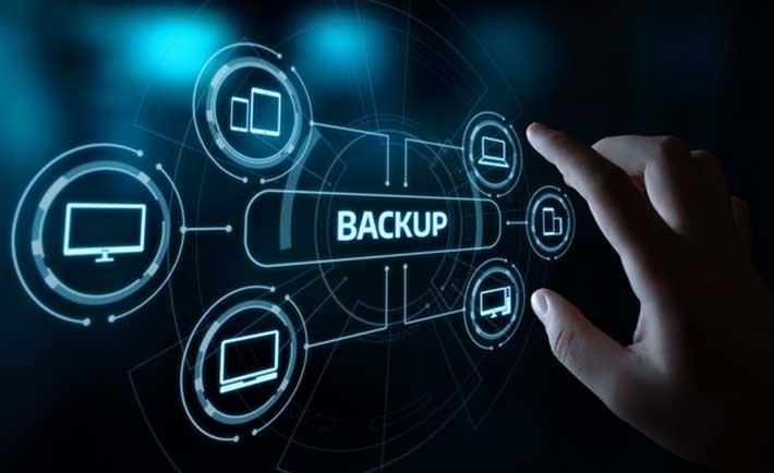 Respaldo para conmbatir el ransomware
