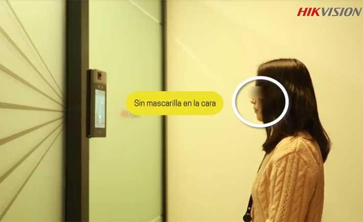 Videovigilancia para asegurar el cumplimiento de las medidas sanitarias