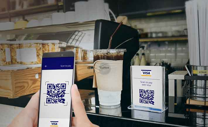 Mercado Pago permite pagar sin contacto mediante código QR