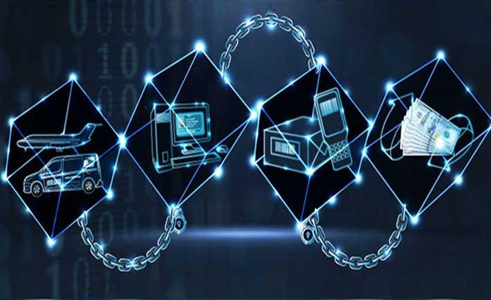 Blockchain en industrias