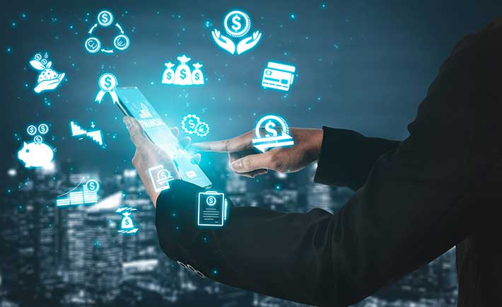 Centro de datos, tecnología fundamental para los servicios financieros