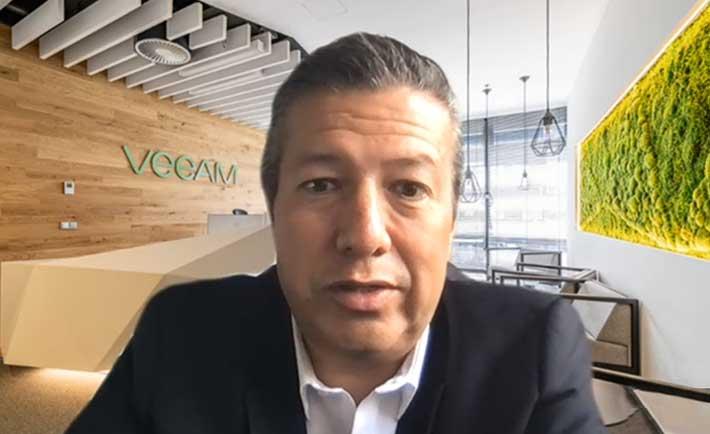 Abelardo Lara nos comparte los detalles del Reporte de Protección de Datos 2021 de Veeam.