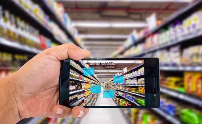 realidad virtual en retail