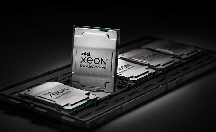 "Intel Xeon de 3ra Generación con nombre código ""Ice Lake"""