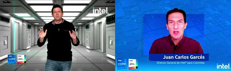 Intel Core de 11va generación