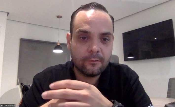 Carlos Nava, director general de Grupo INTEN.