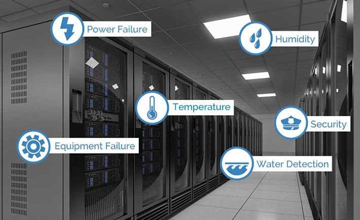 Monitoreo y control a distancia de sistemas de enfriamiento, optimizan el funcionamiento de servidores