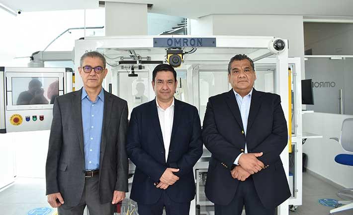 Censys, Omron y Cisco se unen para impulsar la digitalización de la manufactura en México