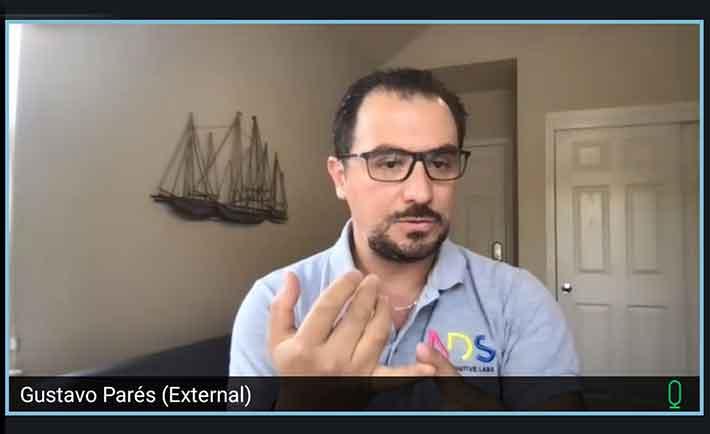 Gustavo Parés, cofundador y CEO de NDS Cognitive Labs nos platica sobre el caso de éxito de Clip
